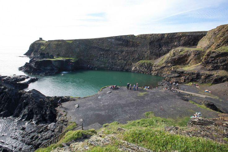 5 najlepszych plaz do wypoczynku w Wielkiej Brytanii Blekitna Laguna (1)