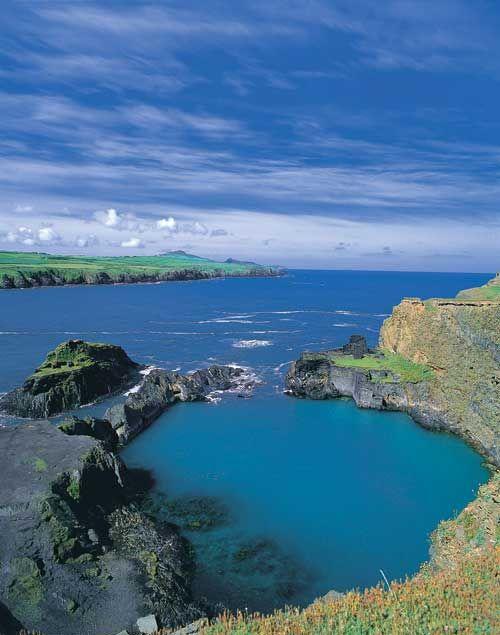 5 najlepszych plaz do wypoczynku w Wielkiej Brytanii Blekitna Laguna (3)