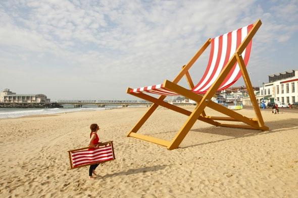 5 najlepszych plaz do wypoczynku w Wielkiej Brytanii  Bournemouth (1)