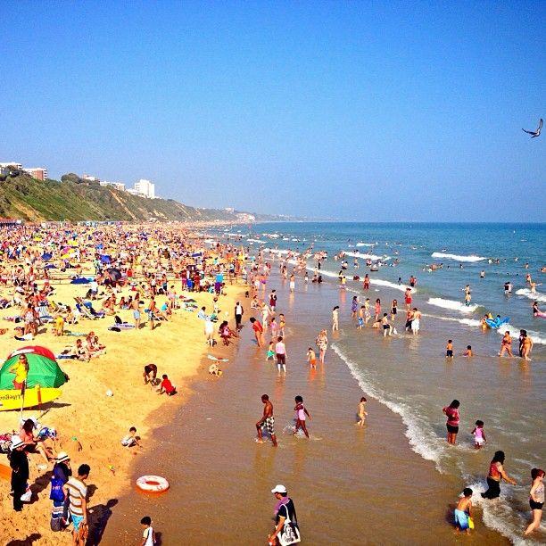 5 najlepszych plaz do wypoczynku w Wielkiej Brytanii  Bournemouth (3)