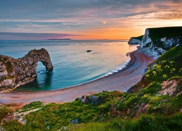 5 najlepszych plaz do wypoczynku w Wielkiej Brytanii Rhossili Beach (3)