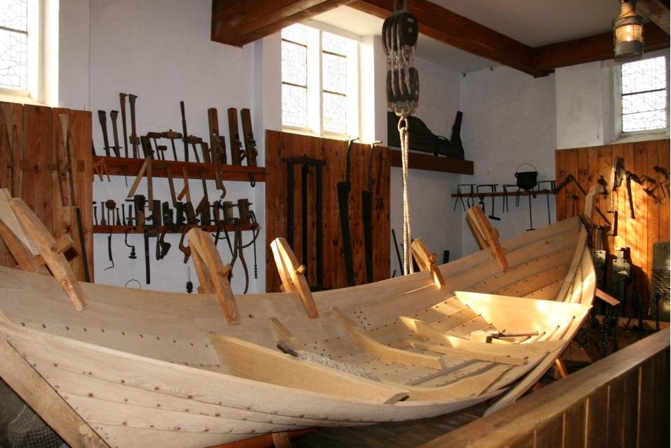 Helskie atrakcje Muzeum Rybolowstwa (2)