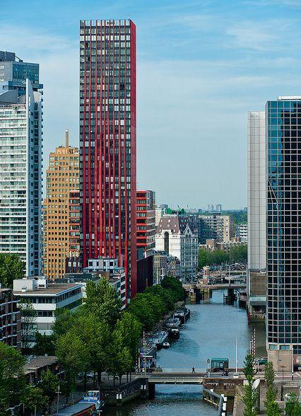 Nowoczesny Rotterdam (13)