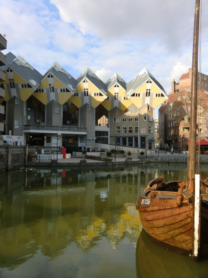 Nowoczesny Rotterdam (15)
