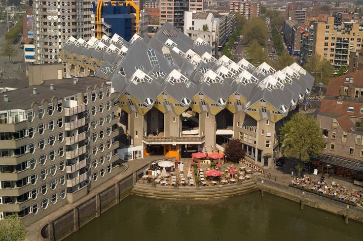 Nowoczesny Rotterdam (6)