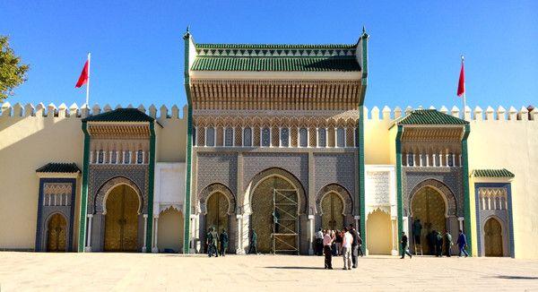 Objazdowe wakacje Maroko (1)