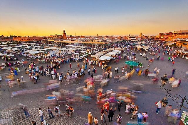 Objazdowe wakacje Maroko (2)