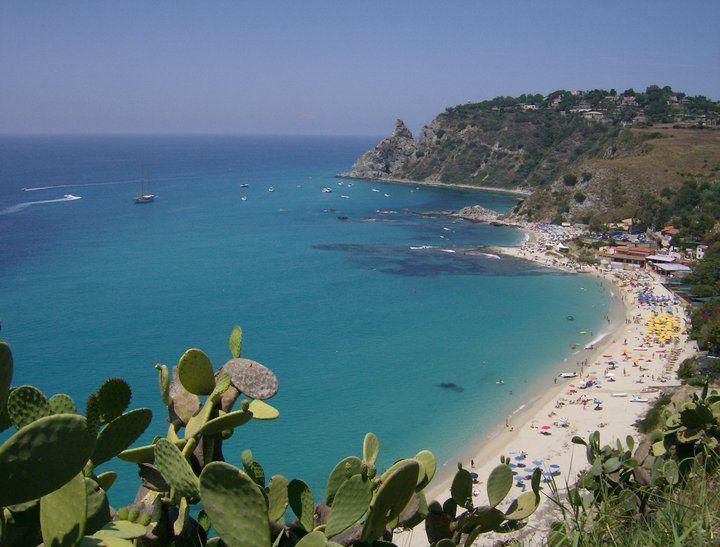 Top 6 najlepszych wloskich plaz Capo Vaticano (1)