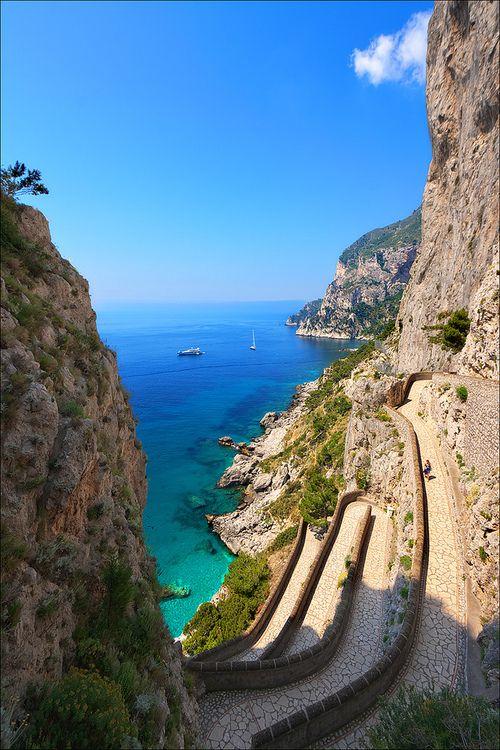Top 6 najlepszych wloskich plaz Capri (1)