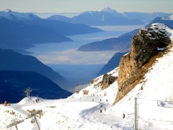 Wakacje na nartach Alpy (2)