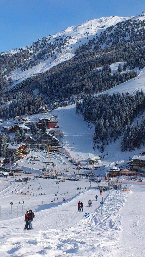 Wakacje na nartach Austria (1)