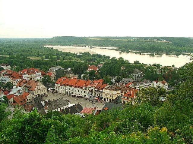 Wakacje w Kazimierzu Dolnym nad Wisla (4)
