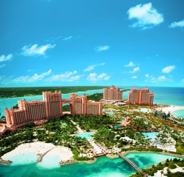 Wspaniale wyspy karaibskie Bahamy (2)