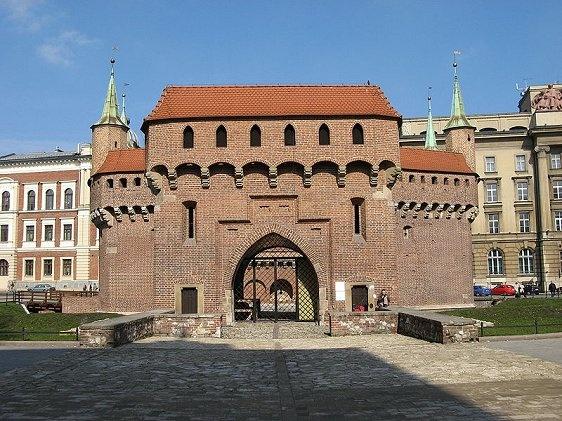 Zabytkowy Krakow (1)
