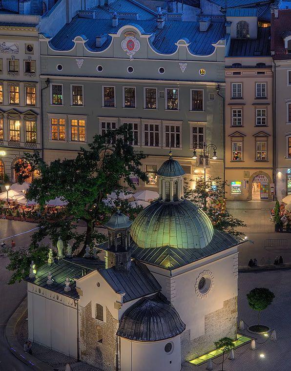 Zabytkowy Krakow (4)