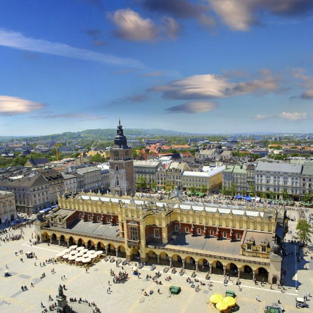 Zabytkowy Krakow (7)