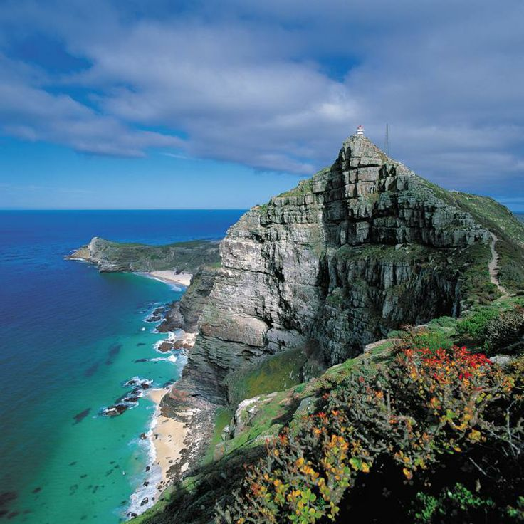Cape Point, Cape of Good Hope Nature Reserve, Western Cape, South Africa