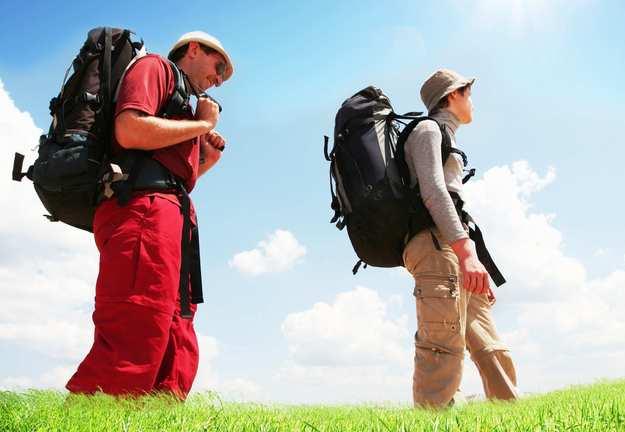 Trekking, czyli pomysl na spedzenie wolnego czasu jesienia (2)